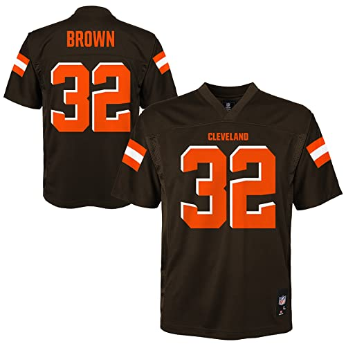 low priced 0e2a5 6182b Cleveland Browns Jersey: Amazon.com