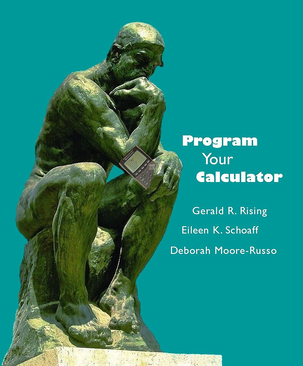 多年生正当な連結するProgram Your Calculator (English Edition)