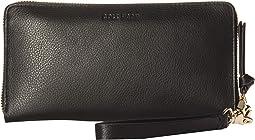 Piper Zip Around Wallet Wristlet