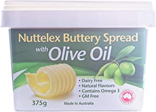 Nuttelex Buttery Spread With Olive, 375g- Chilled