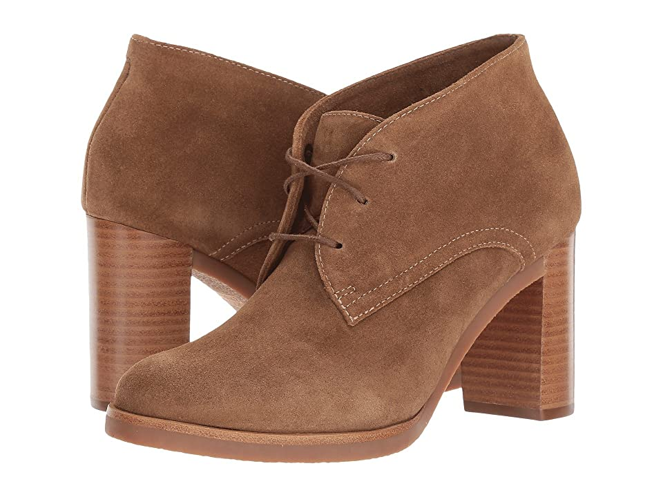 Johnston & Murphy Alayna (Whiskey Suede) Women