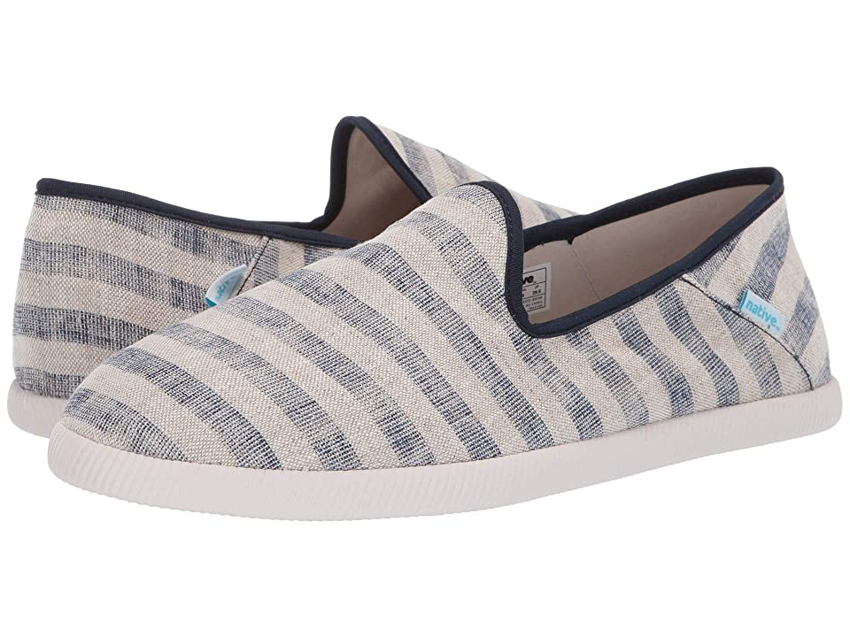 Native Shoes Tofino (Regatta Stripe/Cloud Grey) Shoes