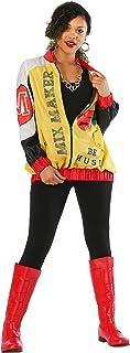 Women`s Push It Pop Star Jacket Costume