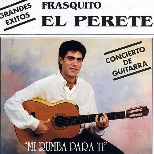 Spanish Flamenco Guitar de Spanish Guitar Frasquito El Perete en ...