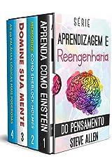 Série Aprendizagem e reengenharia do pensamento (Box set digital): Série de 4 livros: Aprenda como Einstein, Memorize como Sherlock Holmes, Domine sua mente e As 59 falácias lógicas mais poderosas eBook Kindle