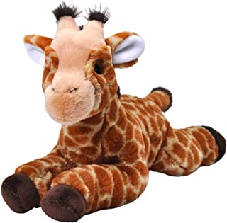 Wild Republic EcoKins Giraffe Stuffed Animal 12 inch, Eco Friendly Gifts for Kids, Plush Toy, Handcrafted Using 16 Recycle...