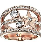 Michael Kors Brilliance Star Banded Ring