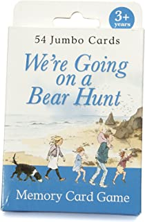 We Are Going On A Bear Hunt Game Card