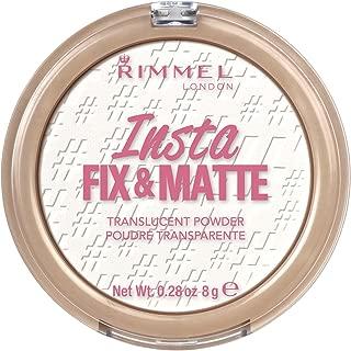 Rimmel London Insta Fix and Matte Powder, 8 g
