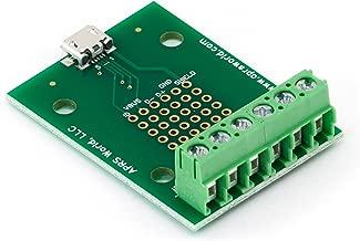 USB Micro Breakout Board to Screw Terminals