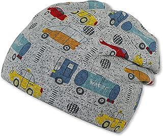 Sterntaler Jungen Slouch-Beanie Auto Mütze