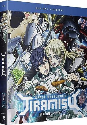 宇宙戦艦ティラミス 第1期 コンプリート ブルーレイ(全13話+OVA3話)[Blu-ray リージョンA](輸入版)
