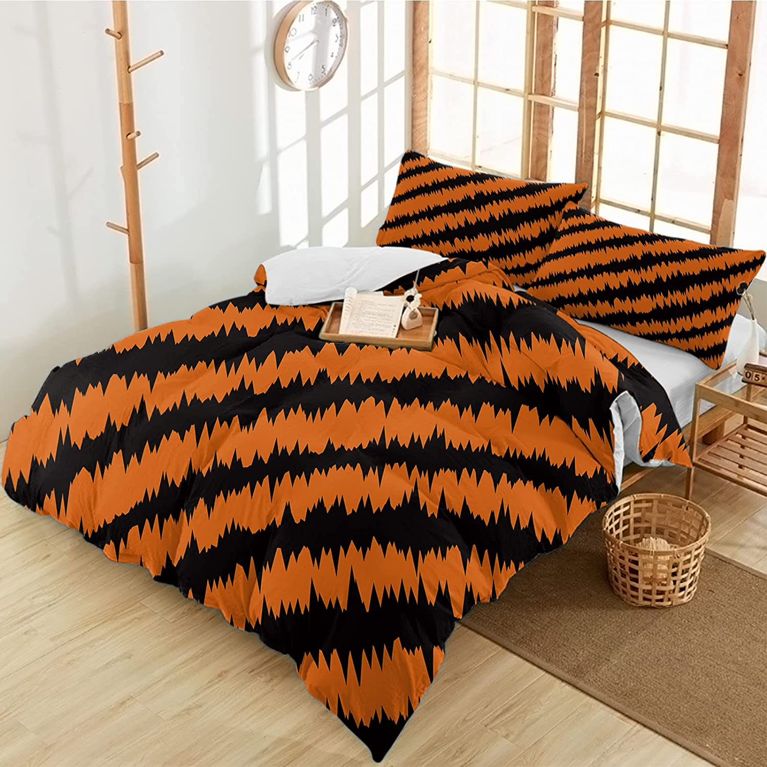 OneHoney Queen Duvet Cover Sets Fixed price for sale Ultra Covers Comforter Finally popular brand Hal Soft