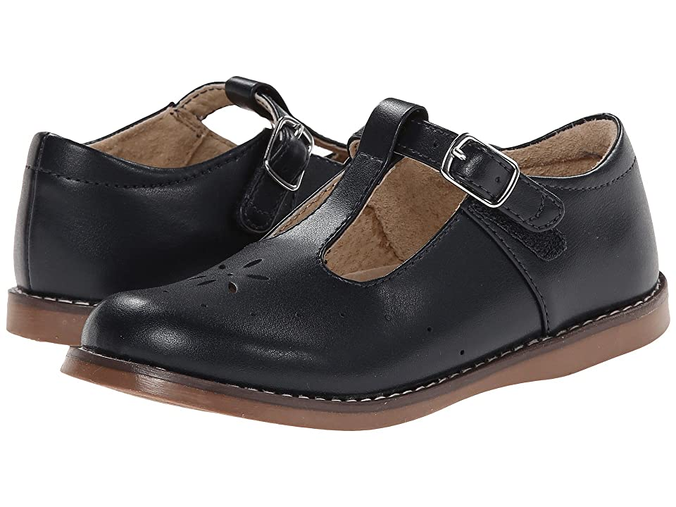 FootMates Sherry 2 (Toddler/Little Kid) (Navy) Girls Shoes