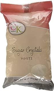 Sugar Crystals White