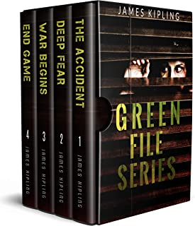 Green File Crime Thrillers Box Set