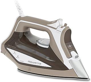 Rowenta Fer A Repasser Vapeur Fonction Pressing 170 g/min Défroissage Vertical Anti-Goutte 2700 W Excel Focus DW5225D1
