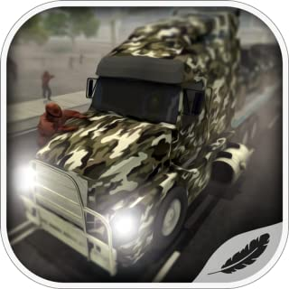 Offroad US Army Transport Simulator Zombie Edition