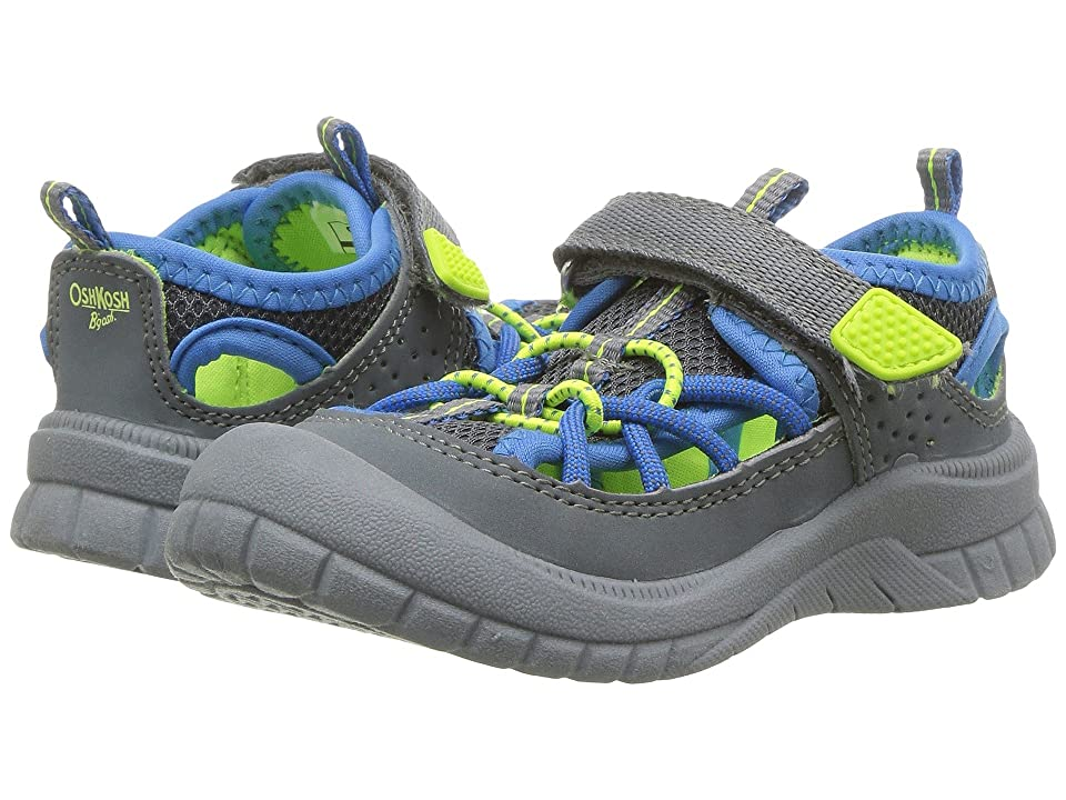 OshKosh Pumba (Toddler/Little Kid) (Grey) Boys Shoes