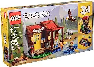 LEGO Cabaña Campestre Creator (305 Piezas) 31098 Building K
