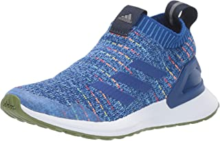 adidas Kids' RapidaRun Ll Knit Running Shoe
