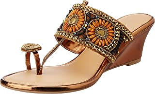 BATA Women's Jewel Toering Fashion Slippers