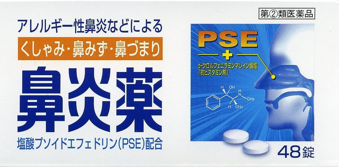 構想する説教ソース【指定第2類医薬品】鼻炎薬A「クニヒロ」 48錠
