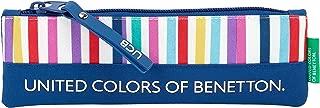 Benetton 2018 Pencil Cases, 20 cm, Multicolour (Multicolor)