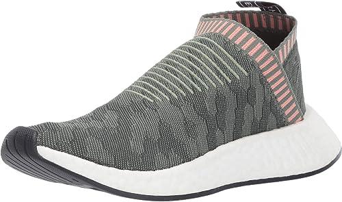 Adidas Originals Wohommes NMD_CS2 PK W Running chaussures, vert Trace rose, 9 M US
