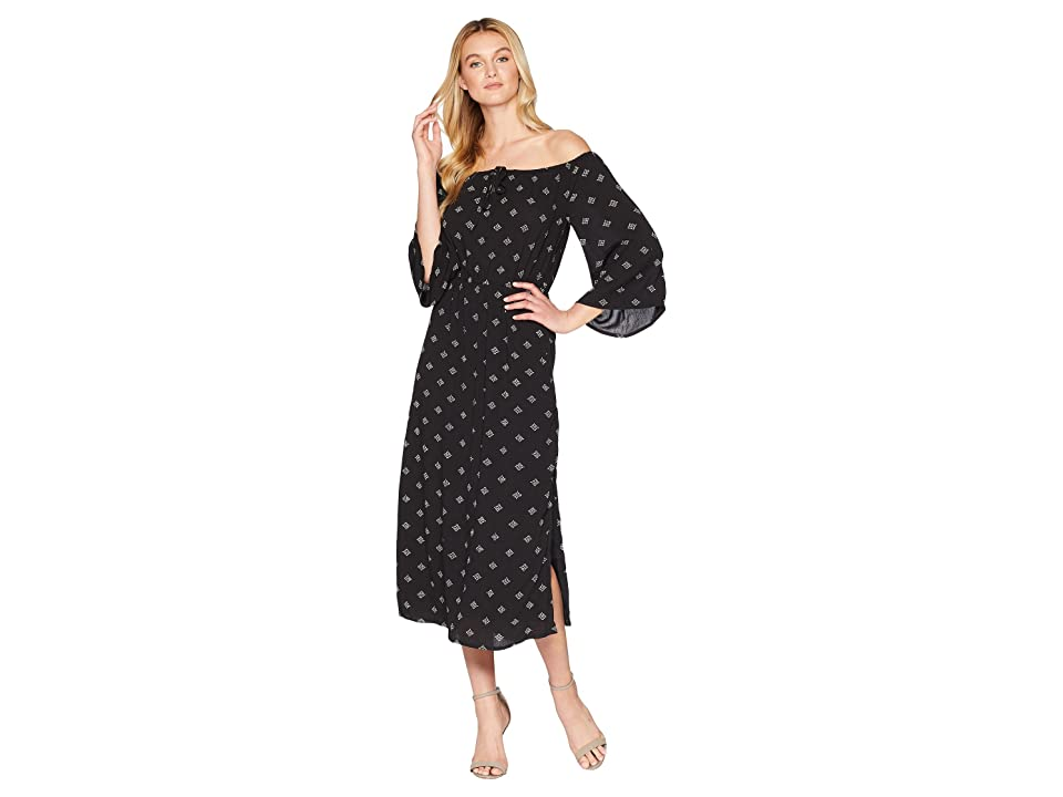 Amuse Society Cruz Dress (Black) Women