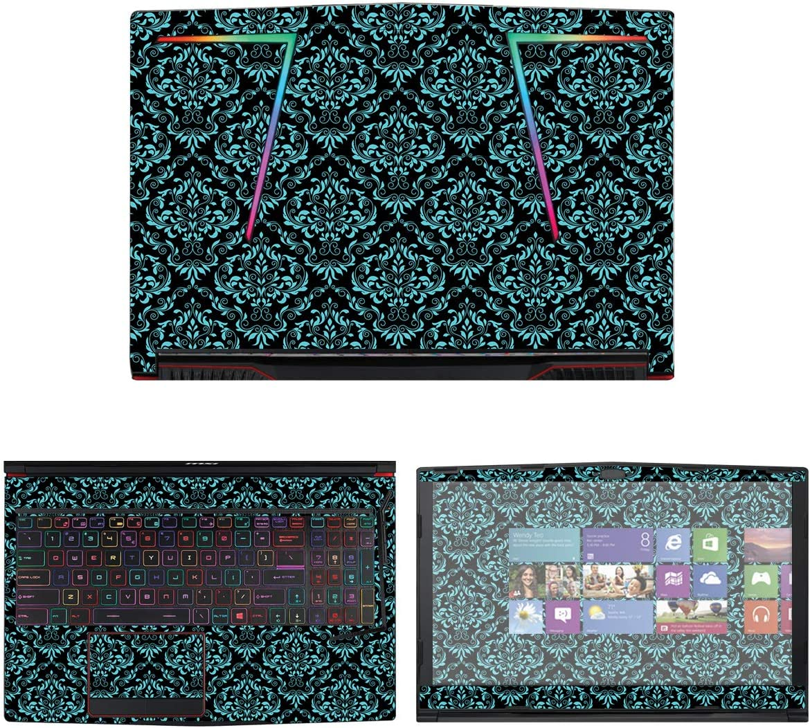 decalrus - Protective Decal Skin Online limited product Sticker [Alternative dealer] 15 MSI for Raider GE63