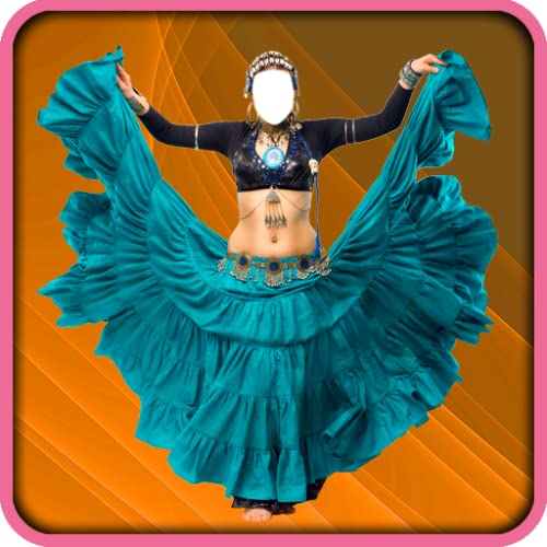 La danza de vientre Photo Editor