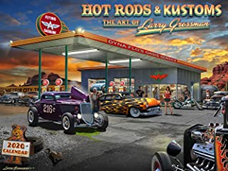 Hot Rods & Kustoms 2020 Calendar