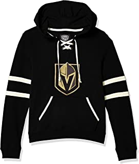 OTS NHL Women's Grant Lace Up Pullover Hoodie