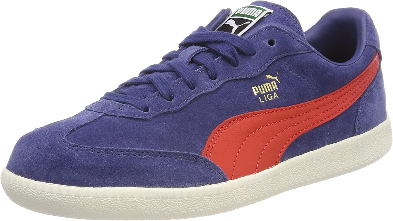 PUMA Unisex Adults' Liga Suede shoes