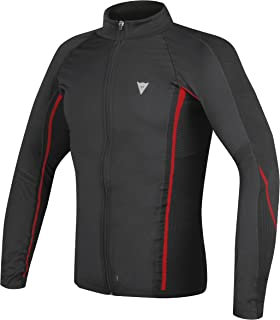 Dainese Men's D-CORE NO-Wind Thermo TEE LS Black M