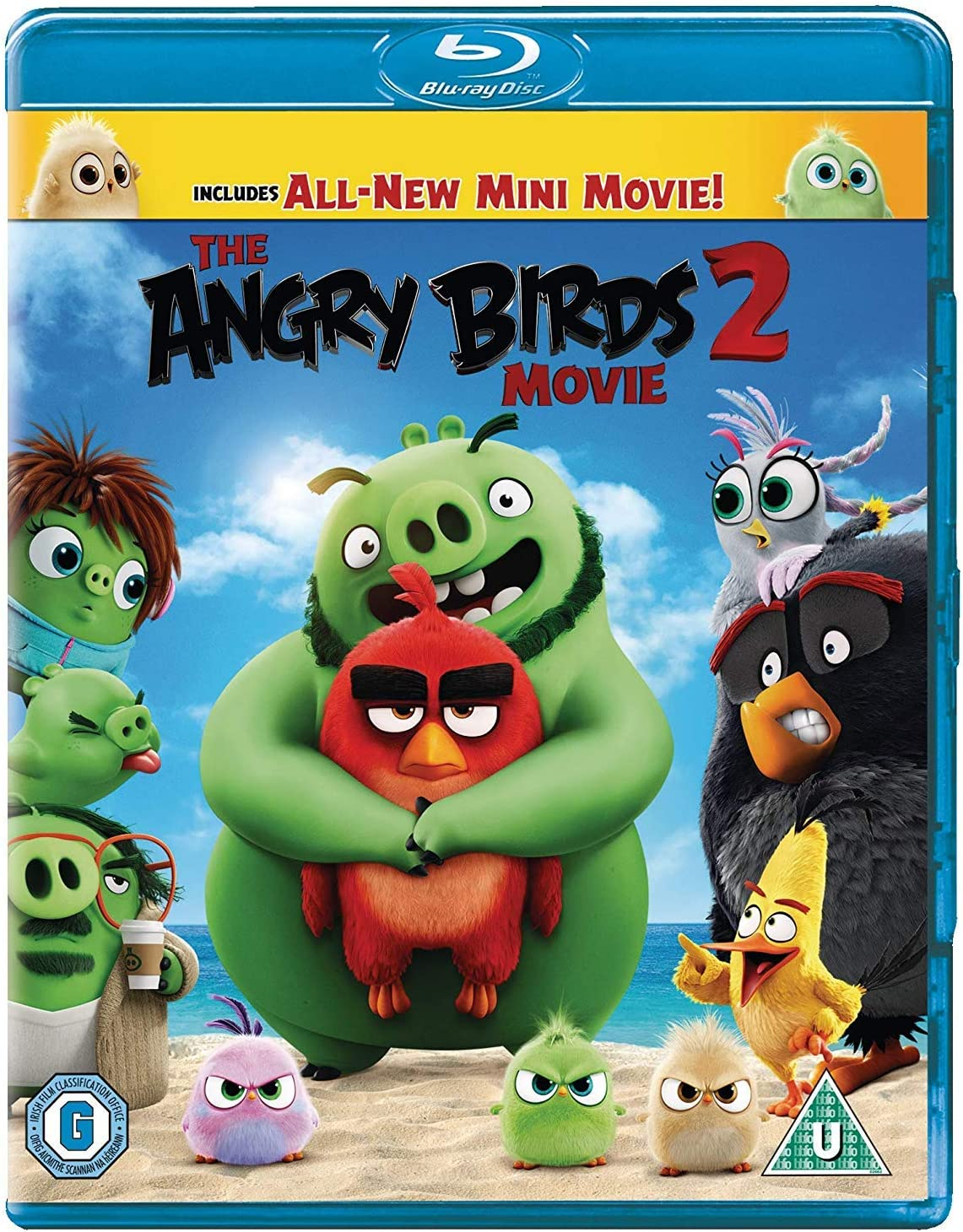 Buy The Angry Birds Movie 2 Online in Indonesia. B07V3N98V4