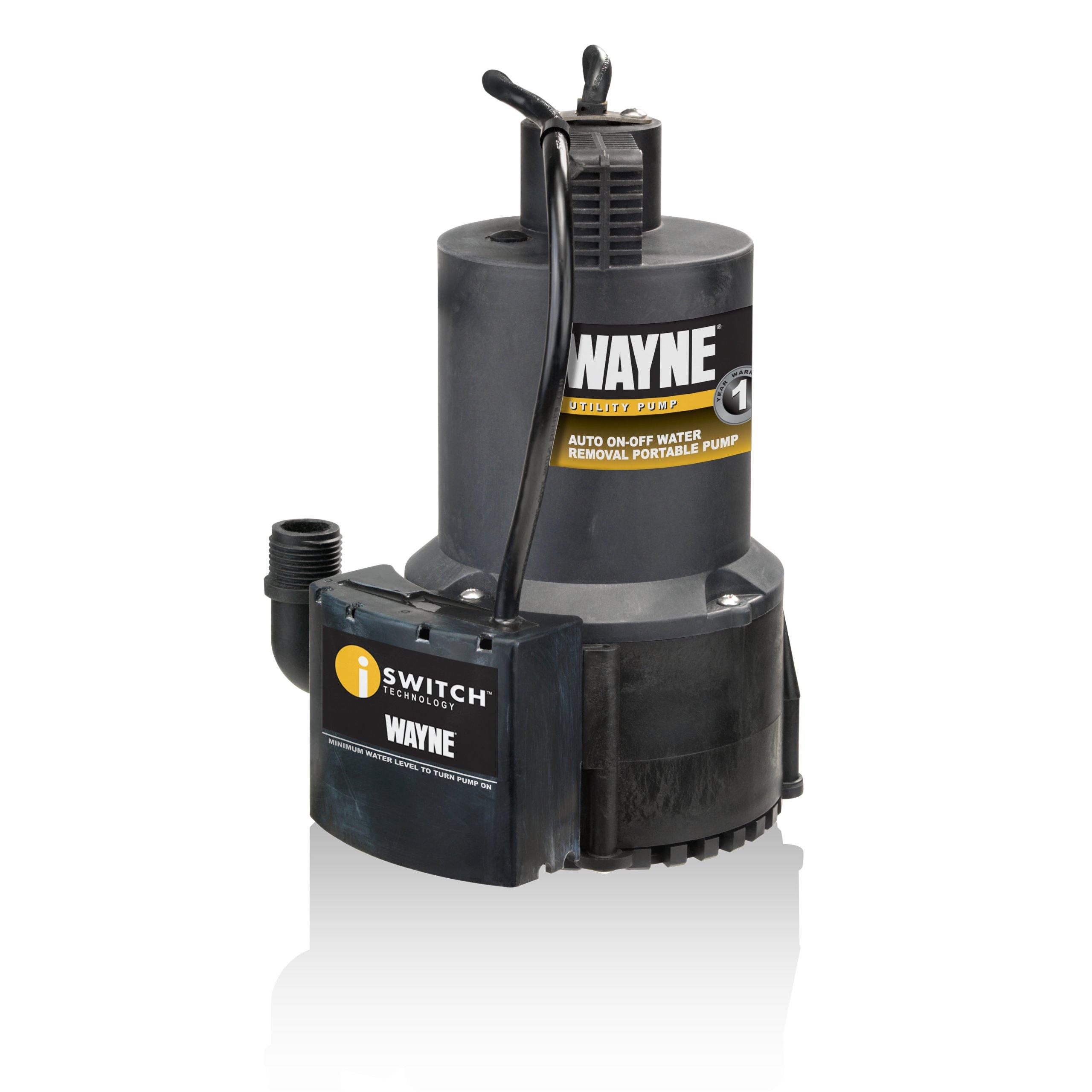 Wayne 57729 WYN1 EEAUP250 Automatic Electric