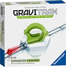 GraviTrax Ravensburger Gravitrax Loop Accessory Unisex For ages 8 and Up, Multi-Colour, 159 g, 27599