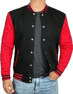 plain baseball jacket