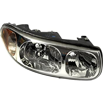 Dorman 1590012 Driver Side Headlight Assembly For Select Buick Models