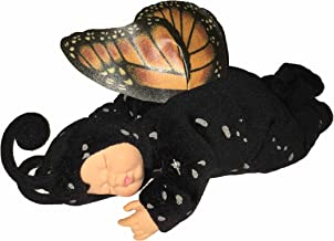 Anne Geddes Sleeping Baby Butterfly Doll