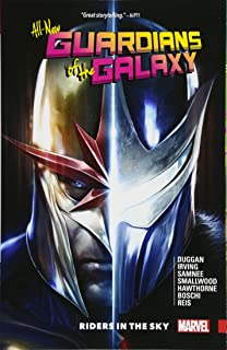 All-New Guardians of the Galaxy Vol. 2: Riders in the Sky