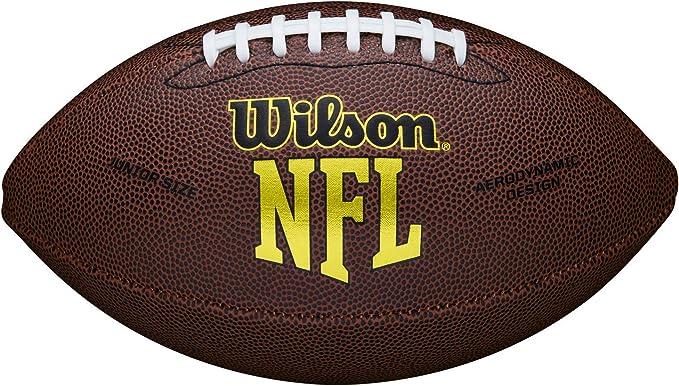 Amazon.com : Wilson NFL Force Football - Junior : Sports & Outdoors
