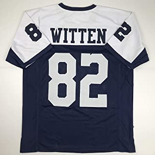 Unsigned Jason Witten Dallas Thanksgiving Day Custom Stitched Football Jersey Size Men's XL New No Brands/Logos