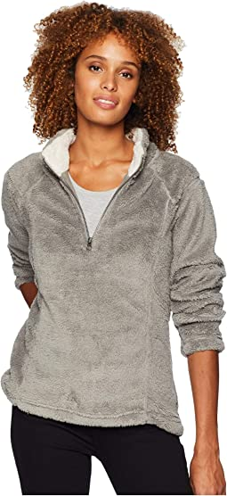 Softest Double Face Fleece 1/4 Zip Pullover