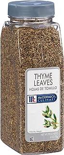 McCormick Culinary Thyme Leaves, 6 oz