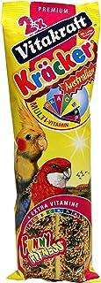 Vitakraft Cracker Multi-Vitamin X5 for Parrots, 2 Pieces - 180 gm