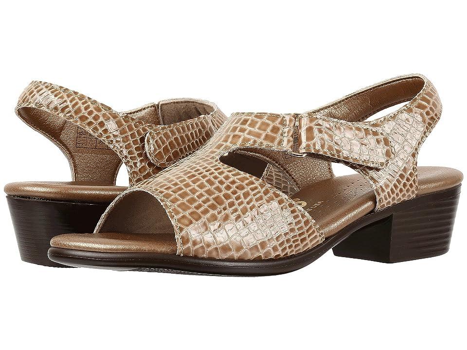 SAS Suntimer (Beige Croc) Women