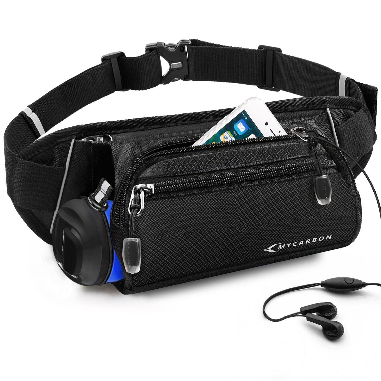 Bass Music 2 Sport Waist Bag Fanny Pack Adjustable For Travel